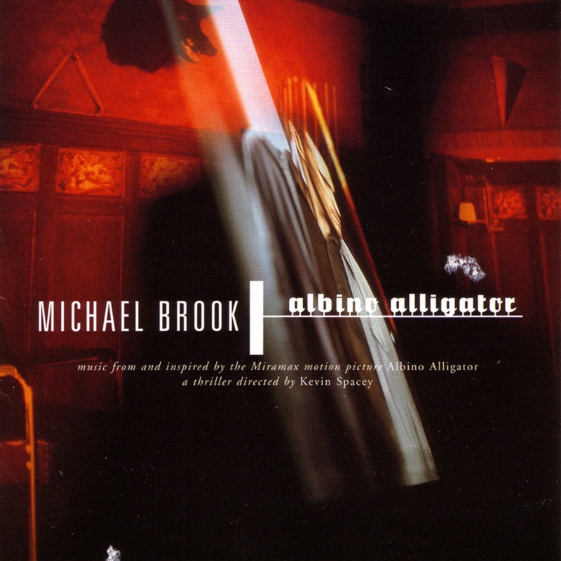 Michael Brook - Albino Alligator
