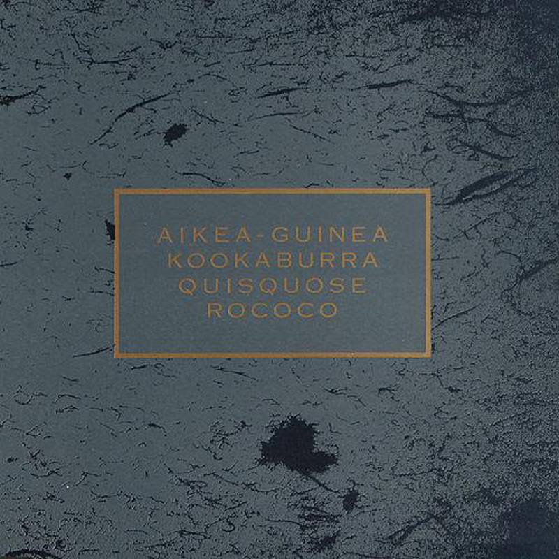 Cocteau Twins - Aikea-Guinea