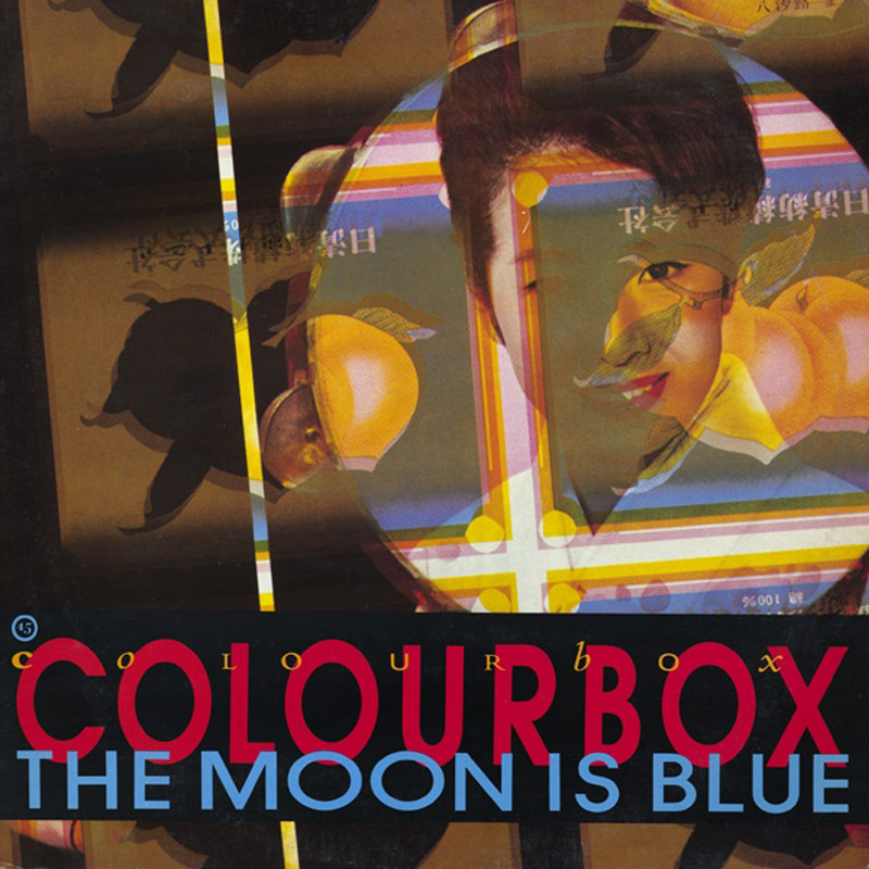 Colourbox The Moon Is Blue