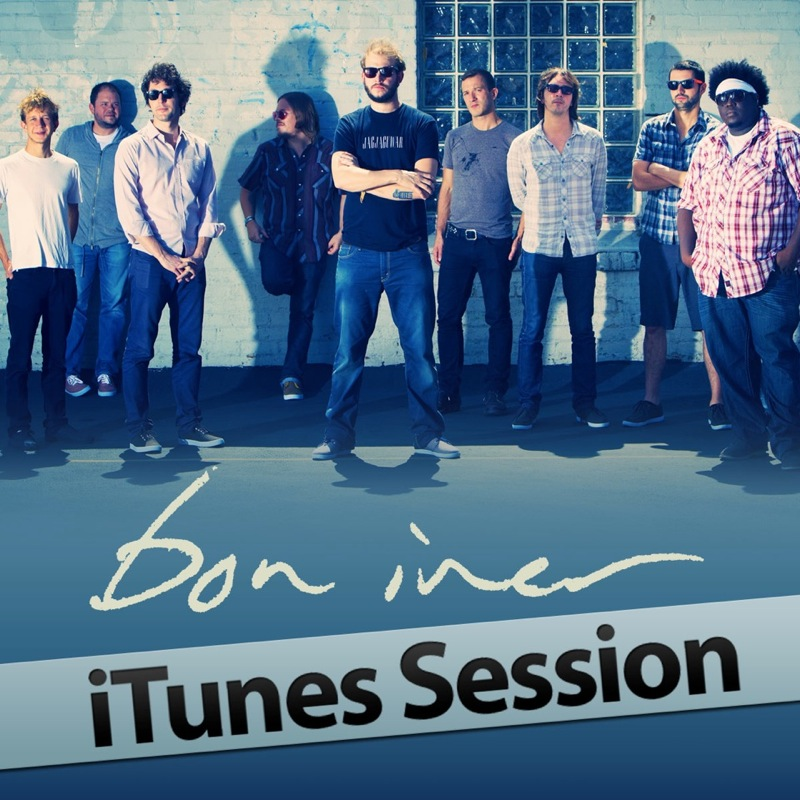 Bon Iver - iTunes Session