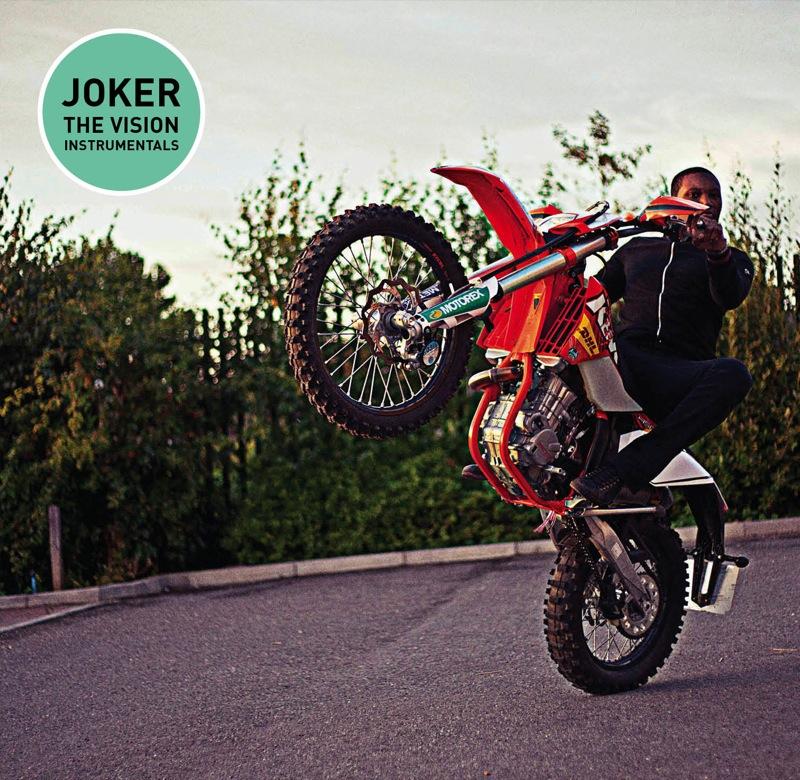 Joker - The Vision Instrumentals