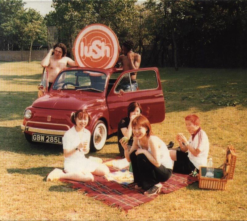 Lush - 500 (Shake Baby Shake)
