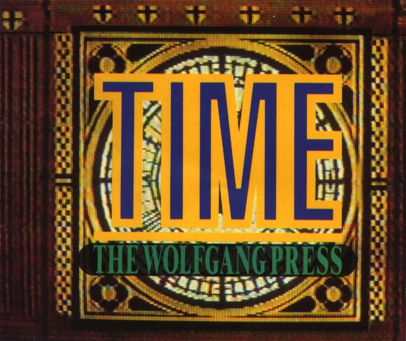 The Wolfgang Press - Time