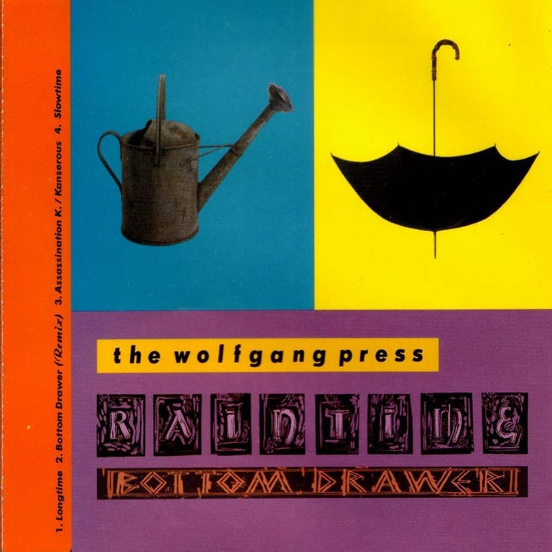 The Wolfgang Press - Raintime