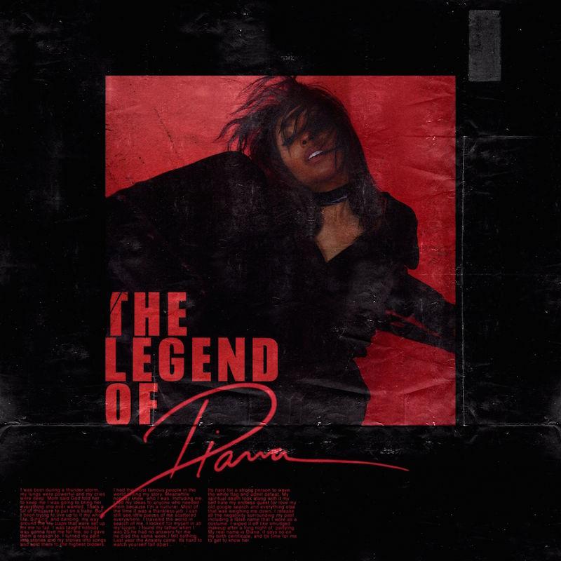 Diana Gordon - The Legend Of