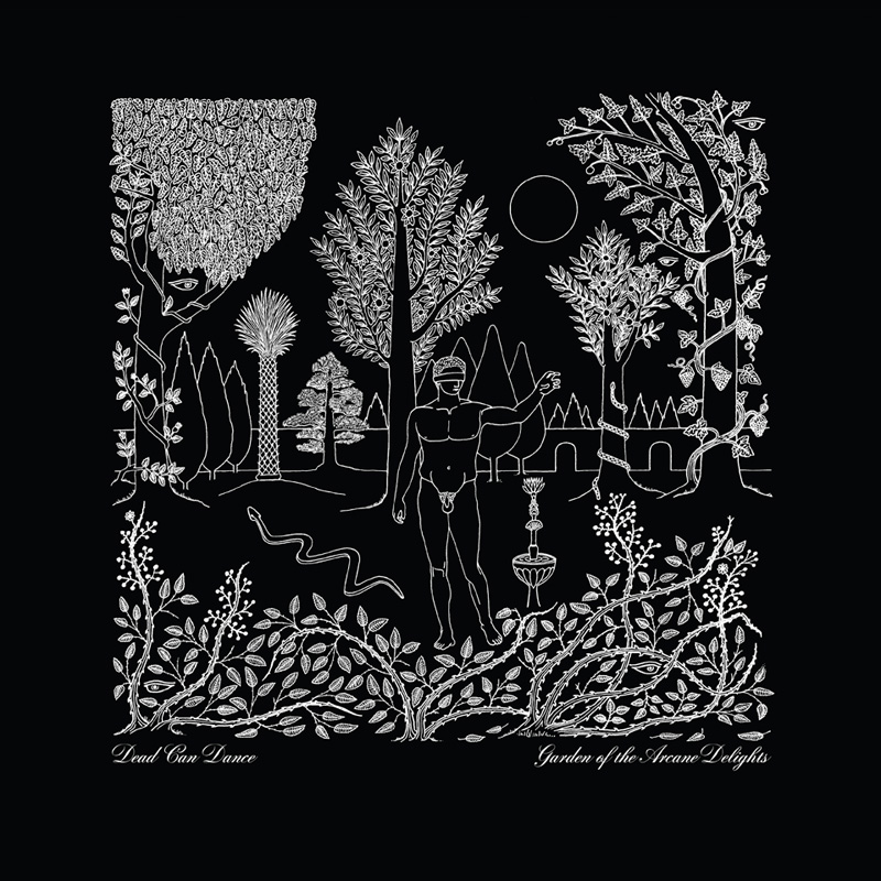 Dead Can Dance Garden Of The Arcane Delights / The John Peel Sessions (2016 2LP Pressing)