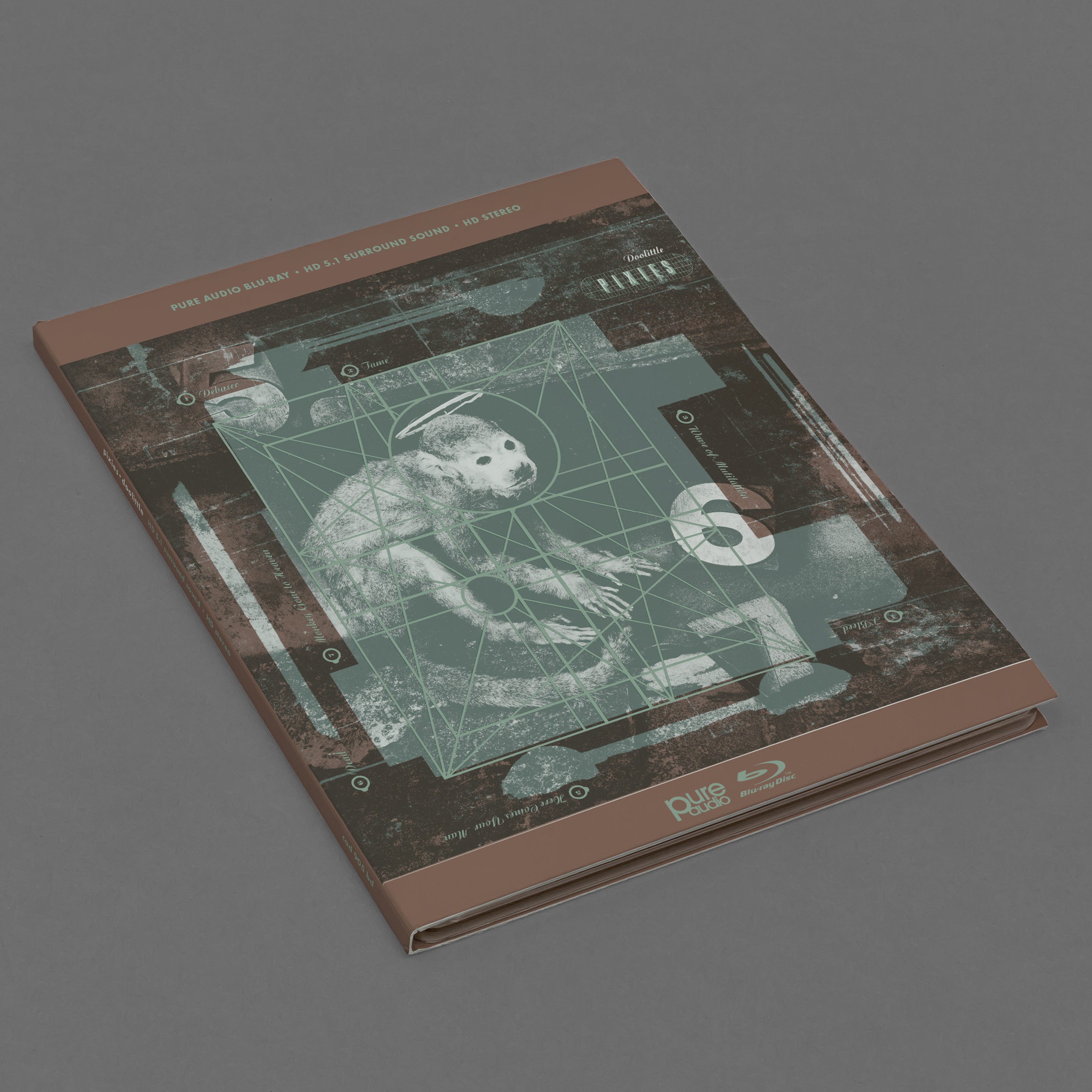 Pixies - Doolittle (Pure Audio Blu-ray Special Edition)