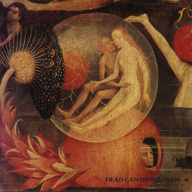 Dead Can Dance Aion (2017 LP Pressing)