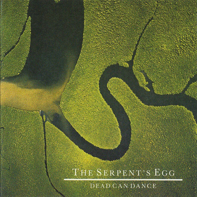 Dead Can Dance The Serpent's Egg (2017 LP Pressing)