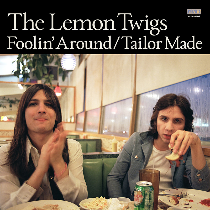 The Lemon Twigs - Foolin' Around / Tailor Made