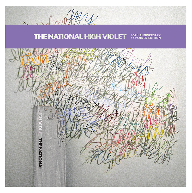 The National High Violet - 10th Anniversary Expanded Edition