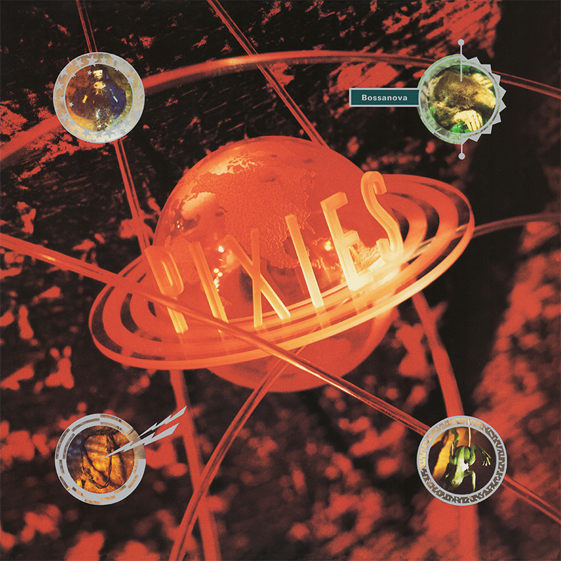 Pixies Bossanova - 30th Anniversary Vinyl Reissue