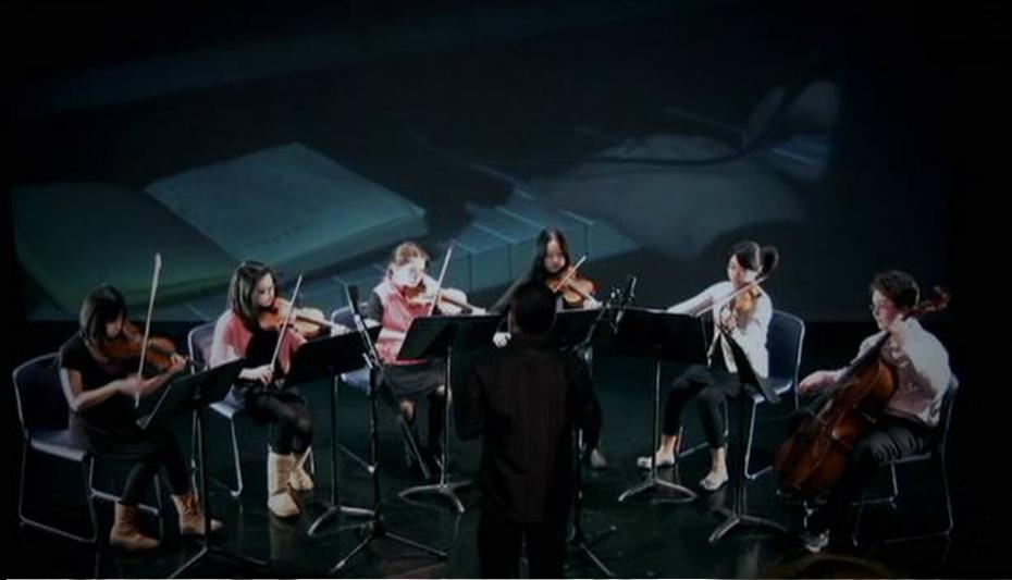 Efterklang - 'Full Moon' (featuring Efterkids)