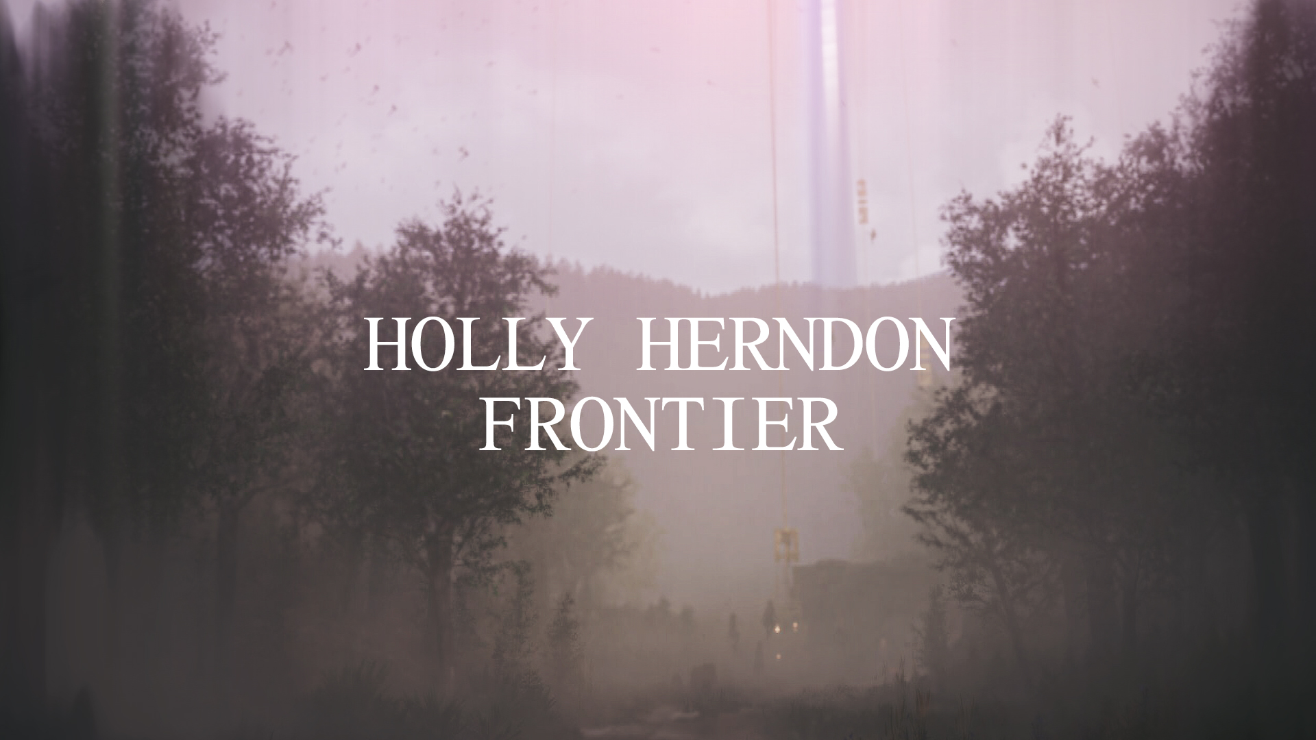 Holly Herndon - 'Frontier'