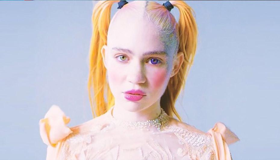 Grimes - 'IDORU'